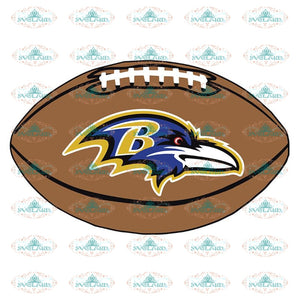 Baltimore Ravens Svg, Ravens Logo Girls Svg, NFL Svg, Sport Svg, Football Svg, Cricut File, Clipart, Love Football Svg 4