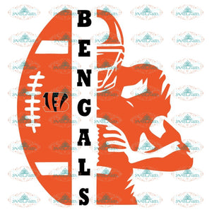 Cincinnati Bengals Player Svg, Cincinnati Bengals Svg, NFL Svg, Cricut File, Clipart, Player Svg, Sport Svg, Football Svg, Png, Eps, Dxf