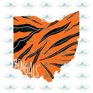 Cincinnati Bengals Svg, For Life Bengals Svg, Cricut File, Clipart, Football Svg, NFL Svg, Sport Svg, Love Football Svg, Love Bengals Svg34
