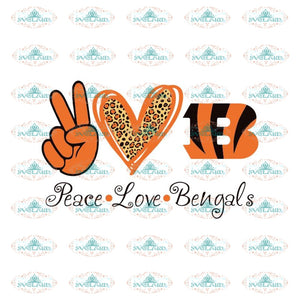 Cincinnati Bengals Svg, For Life Bengals Svg, Cricut File, Clipart, Football Svg, NFL Svg, Sport Svg, Love Football Svg, Love Bengals Svg48
