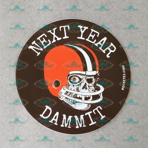 Cleveland Browns Svg, Next Year Dammit Browns Svg, Love Browns Svg, Cricut File, Clipart, Football Svg, Skull Svg, NFL Svg, Sport Svg, Love Football Svg