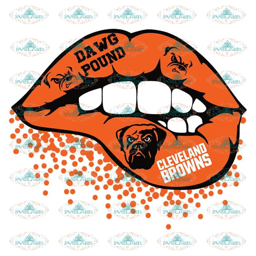 Cleveland Browns Svg, Sexy Lip Browns Svg, Love Browns Svg, Cricut File, Clipart, Football Svg, Skull Svg, NFL Svg, Sport Svg, Love Football Svg1