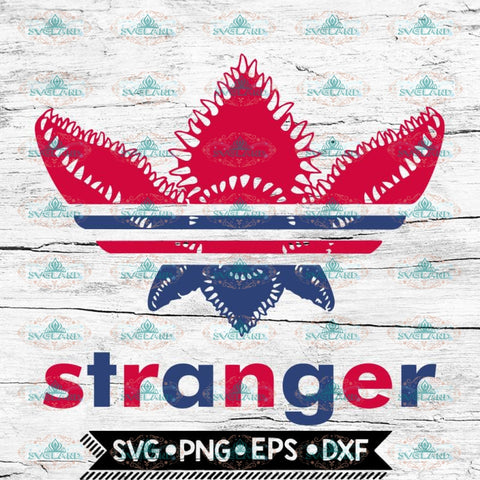 Demogorgon Svg, 4th of July Svg, Stranger Svg, Cricut File, American Flag, Svg