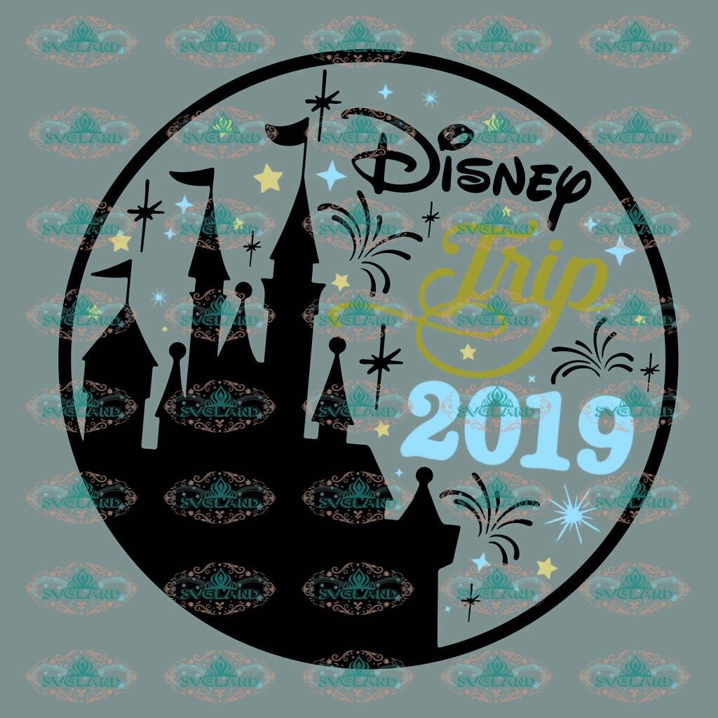 Disney Trip 2019 Camping Trip Disney Svg Town Disneyland Design Winter Christmas Decor Gift Merry
