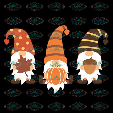 Fall Gnomes Svg, Gnomes Svg, Gnome Svg, Pumpkin Svg, Fall Svg, Fall Pumpkin Svg, Fall Svg, Cricut File, Clipart