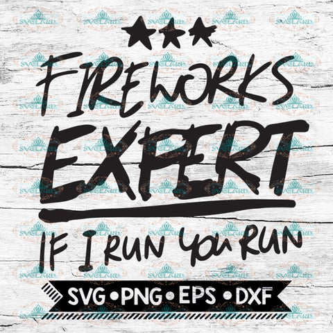 Funny Patriotic Svg, 4th of July Svg, Fireworks Expert, independence day, Svg