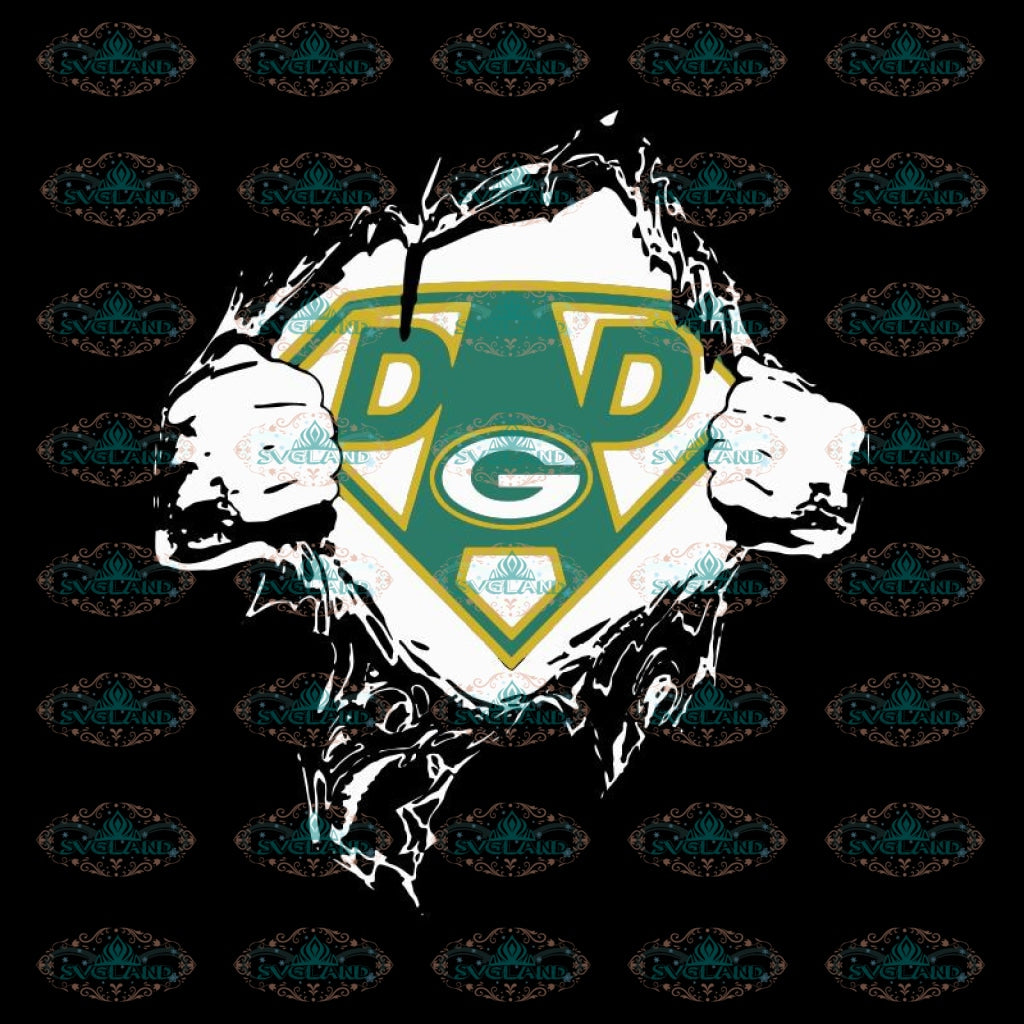 Green Bay Packers Dad Svg, Green Bay Packers Svg, Packers Quotes, Cricut Silhouette, Clipart, NFL Svg, Football Svg, Sport Svg