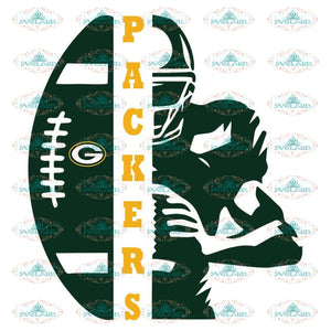 Green Bay Packers Player Svg, Green Bay Packers Svg, NFL Svg, Cricut File, Clipart, Player Svg, Sport Svg, Football Svg, Png, Eps, Dxf