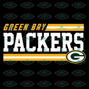 Green Bay Packers Svg, Packers Logo Football Svg, Cricut File, Clipart, Football Svg, Sport Svg, NFL Svg, Sport Svg 2