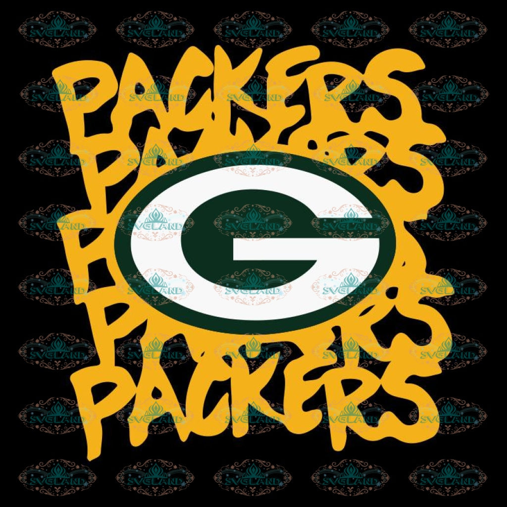 Green Bay Packers Svg, Packers Quotes, Cricut Silhouette, Clipart, NFL Svg, Football Svg, Sport Svg