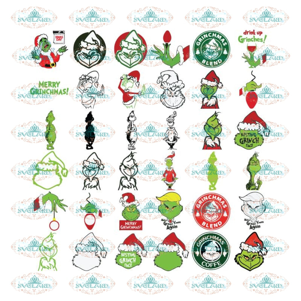 Grinch Svg Bundle The Grinch Face The Grinch Hand Dr Seuss Svg Pr Svglandstore Search images from huge database containing 1146x1187 grinch svg,eps png dxf,digital download files for silhouette. grinch svg bundle the grinch face the grinch hand dr seuss svg print christmas svg cricut silhouette