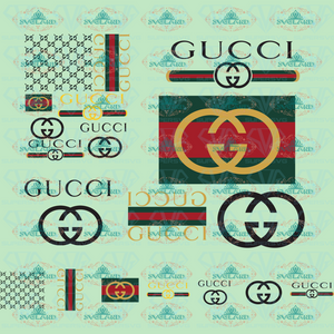 Gucci Gucci Svg Logo Shirt Gift Gang Fashion Digital