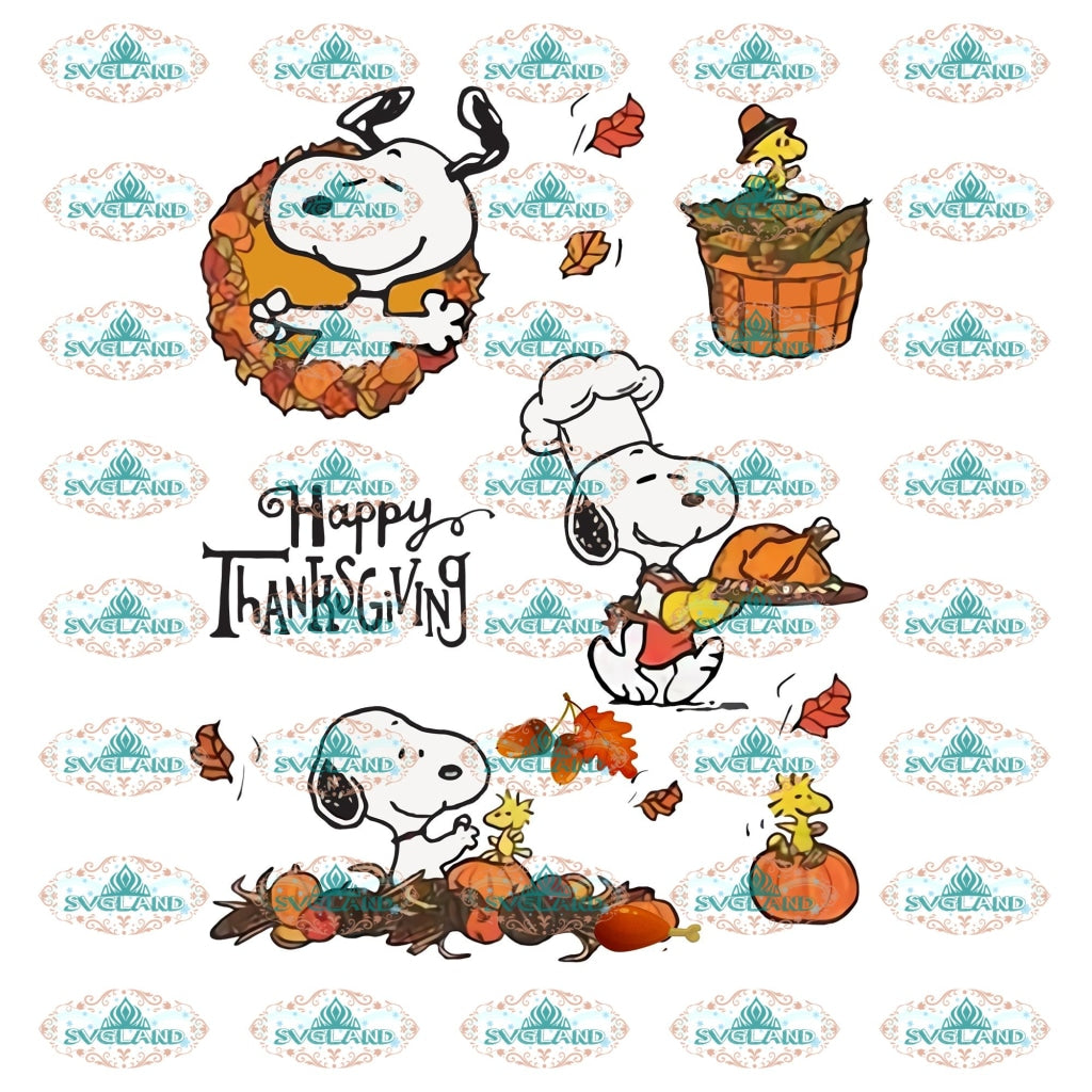 Happy Thanksgiving Snoopy Shirt Happy Grateful Crafts Png Digital
