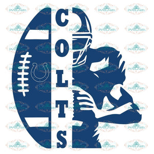 Indianapolis Colts Player Svg, Pittsburgh Colts Svg, NFL Svg, Cricut File, Clipart, Player Svg, Sport Svg, Football Svg, Png, Eps, Dxf