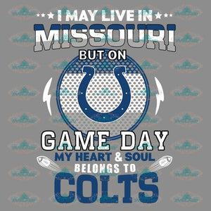 Indianapolis Colts Svg, Game Day Svg, Cricut File, Clipart, NFL Svg, Football Svg, Sport Svg, Love Football Svg, Png, Eps, Dxf