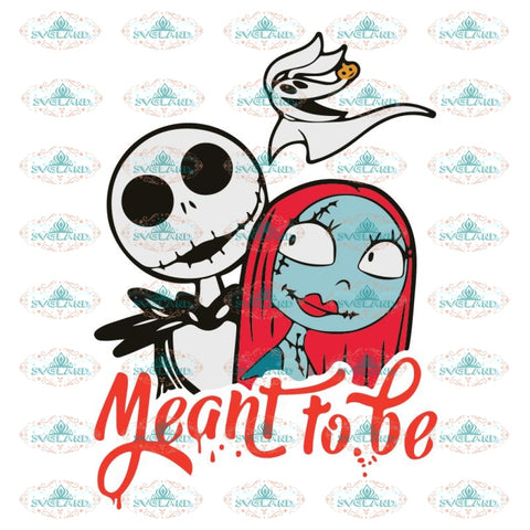 Jack And Sally, Jack Skellington, Jack Skellington Svg, The Nightmare Before Christmas, Sally Svg, Disney Svg, Halloween Svg, Cartoon Svg