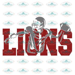 Lions Love Svg, Football Lions Svg, Love Lions Svg, NFL Svg, Cricut File, Clipart, Detroit Lions Svg, Football Svg, Sport Svg, Love Football Svg29