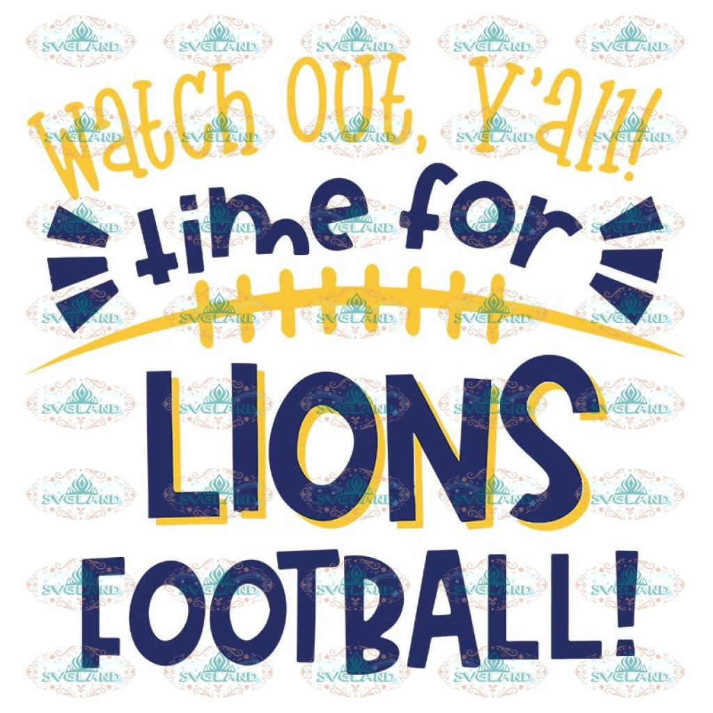 Lions Love Svg, Football Lions Svg, Love Lions Svg, NFL Svg, Cricut File, Clipart, Detroit Lions Svg, Football Svg, Sport Svg, Love Football Svg14