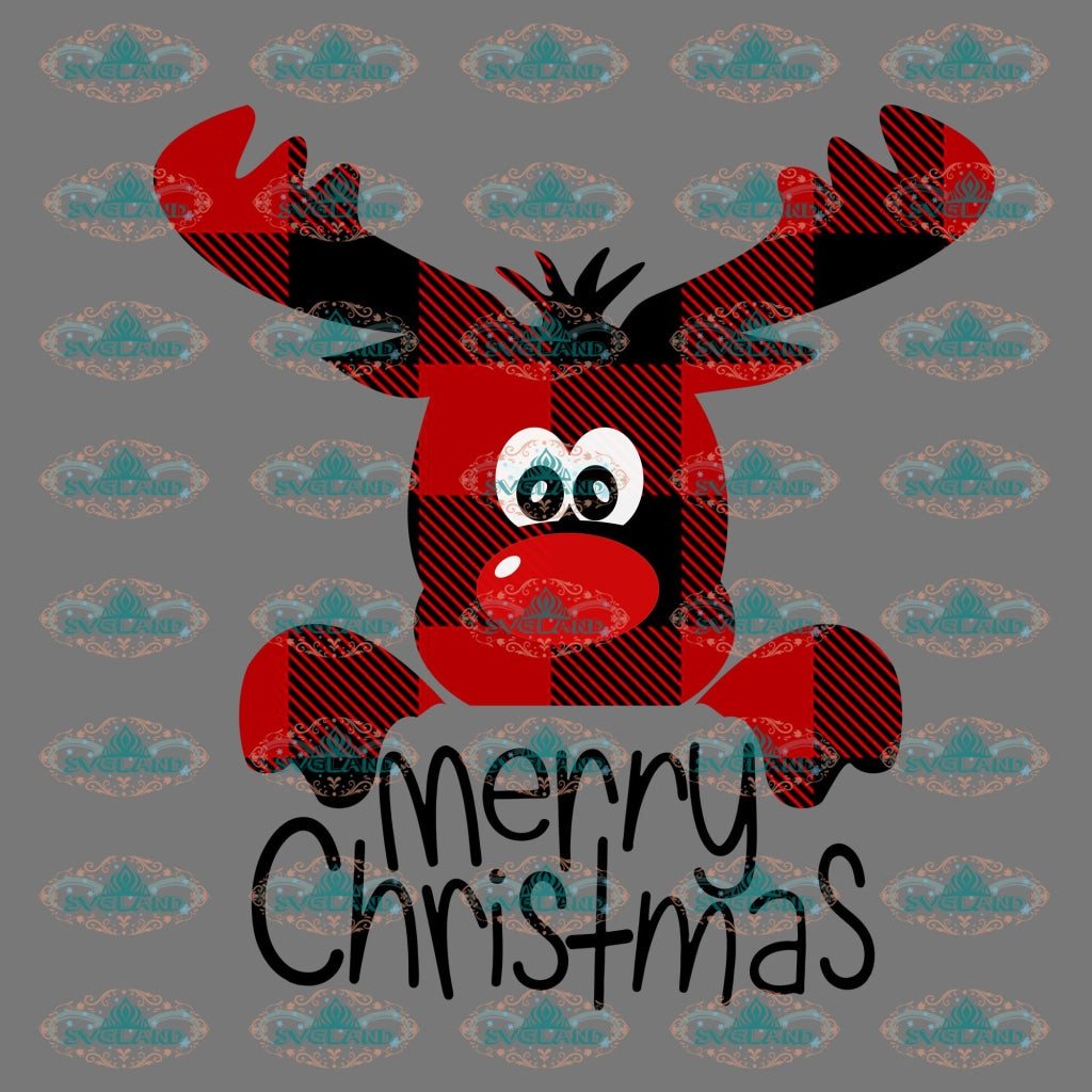 Merry Christmas Reindeer Reindeer Christmas Merry Gift Outfit Ornament Png Digital