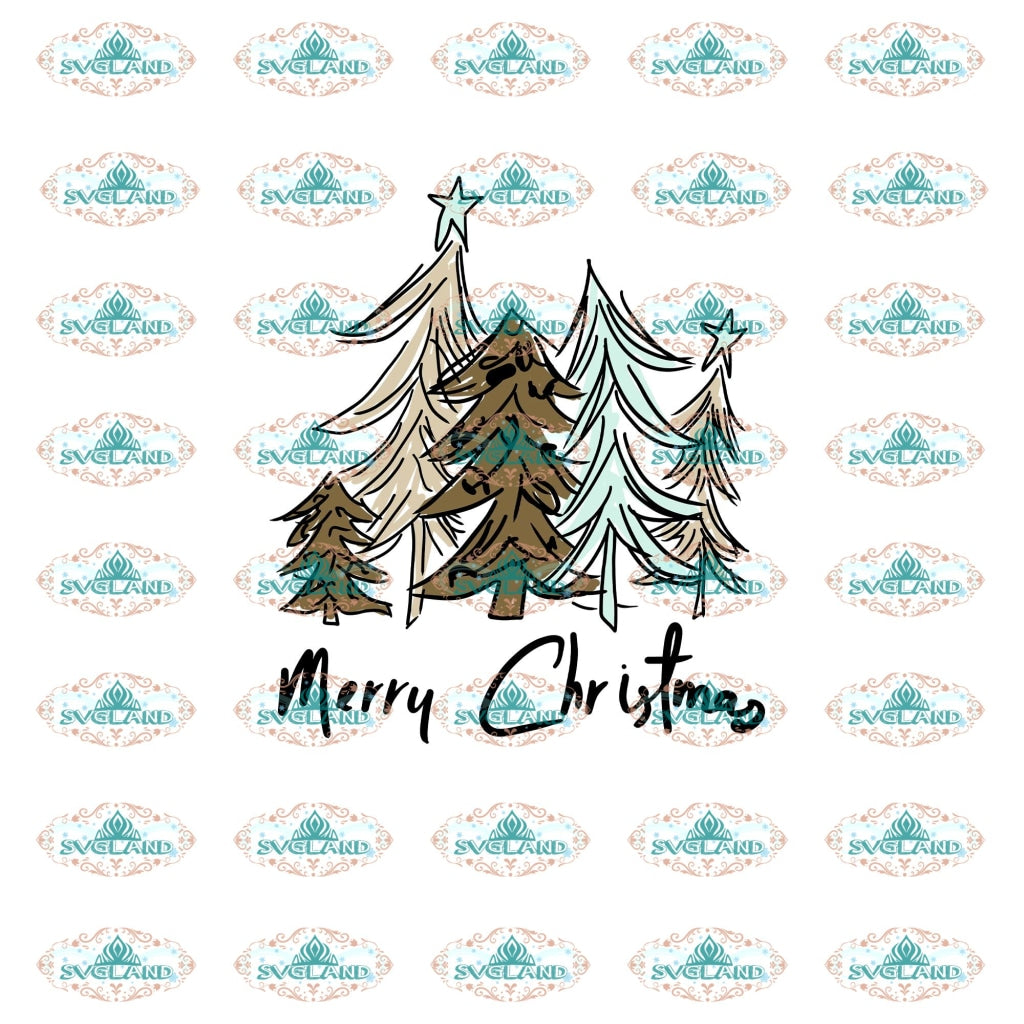 Merry Christmas Winter Merry Gift Outfit Ornament Png Digital