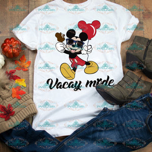 Mickey Svg Vacay Mode Disney Princess Svg Disneyland Digital