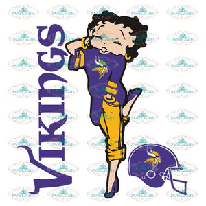 Minnesota Vikings Harley Davidson Svg, Vikings Football Girl Svg, NFL Svg, Cricut File, Clipart, Leopard Svg, Sport Svg, Football Svg