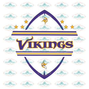 Minnesota Vikings Svg, Vikings Football Svg, NFL Svg, Cricut File, Clipart, Leopard Svg, Sport Svg, Love, Football Svg1
