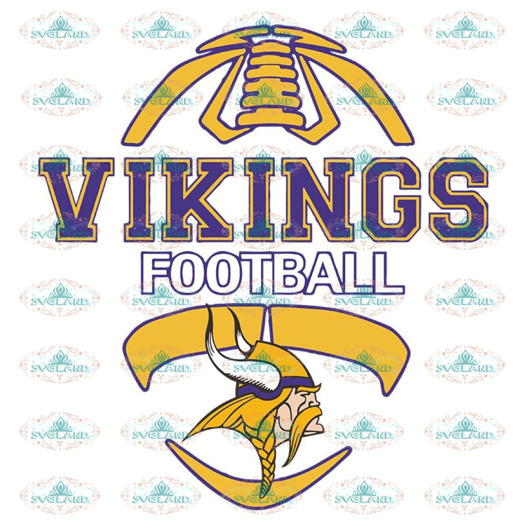 Minnesota Vikings Svg, Go Vikings Svg, Vikings Quotes Svg, NFL Svg, Cricut File, Clipart, Leopard Svg, Sport Svg, Football Svg8