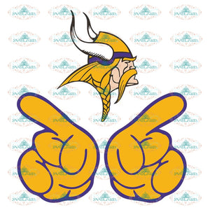 Minnesota Vikings Svg, Vikings Logo Svg, Love Vikings Svg, NFL Svg, Cricut File, Clipart, Leopard Svg, Sport Svg, Football Svg3