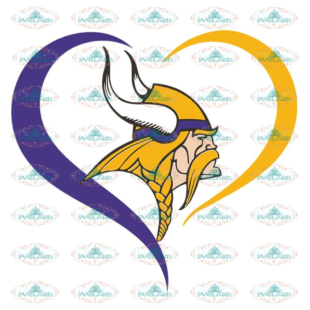 Minnesota Vikings Svg, Vikings Logo Svg, NFL Svg, Cricut File, Clipart, Leopard Svg, Sport Svg, Football Svg5