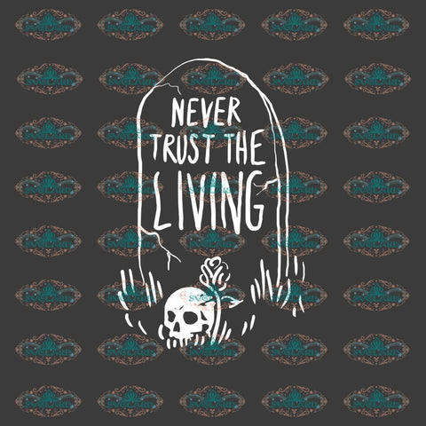 Never Trust The Living Never Beetlejuice Beetle Juice Betelgeuse Shirt Movie Halloween Goth Lydia