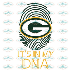 Packers DNA Svg, Green Bay Packers Svg, Packers Quotes, Cricut Silhouette, Clipart, NFL Svg, Football Svg, Sport Svg4