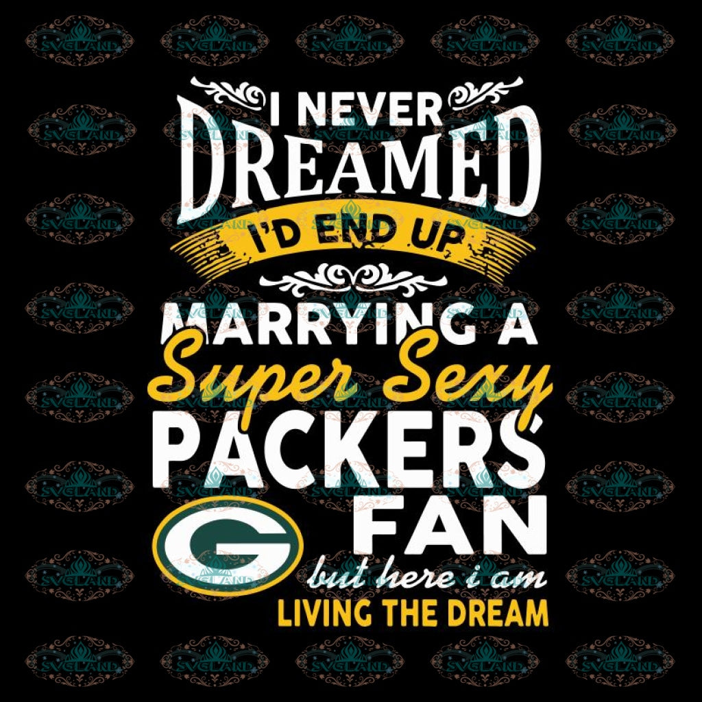 Packers Football Fan Svg, Green Bay Packers Svg, Packers Quotes, Cricut Silhouette, Clipart, NFL Svg, Football Svg, Sport Svg