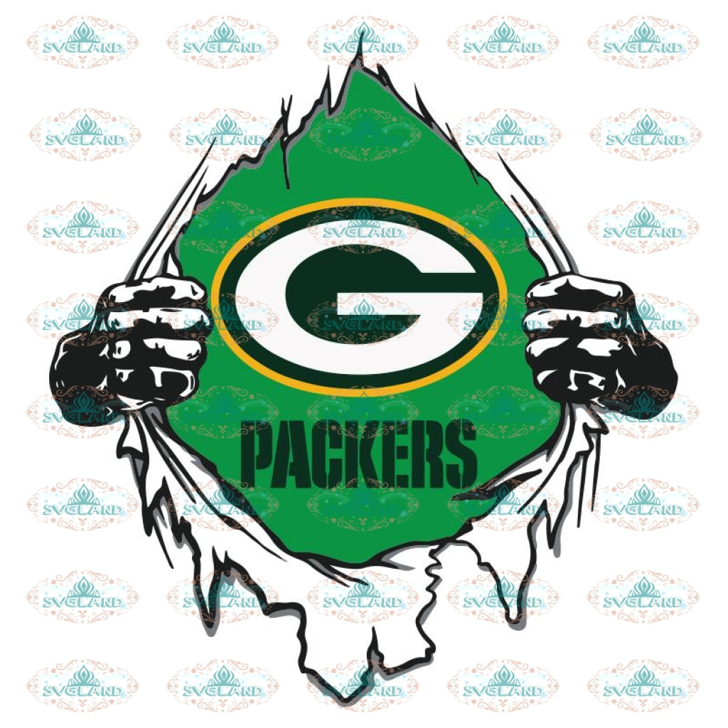 Packers Football Shirt Svg, Green Bay Packers Svg, Packers Quotes, Cricut Silhouette, Clipart, NFL Svg, Football Svg, Sport Svg
