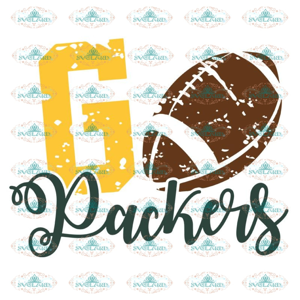 Packers Svg, Green Bay Packers Love Svg, Go Packers Svg, Cricut Silhouette, Clipart, NFL Svg, Football Svg, Sport Svg