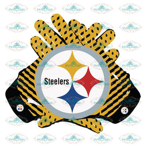 Pittsburgh Steelers Logo Svg, Cricut File, Clipart, NFL Svg, Football Svg, Sport Svg, Love Football Svg, Png, Eps, Dxf, 10