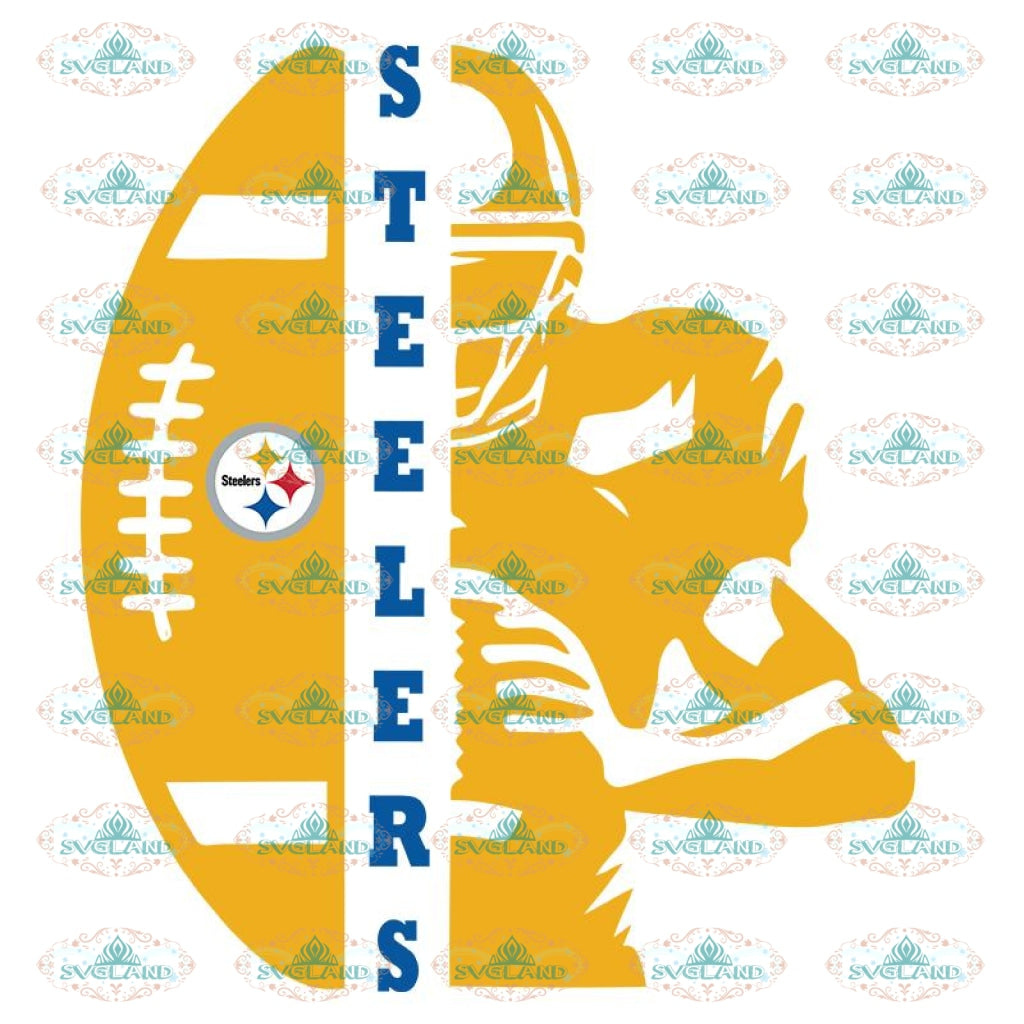 Pittsburgh Steelers Player Svg, Pittsburgh Steelers Svg, NFL Svg, Cricut File, Clipart, Player Svg, Sport Svg, Football Svg, Png, Eps, Dxf