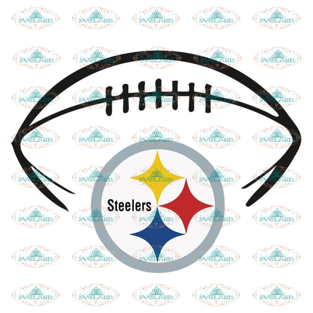 Pittsburgh Steelers Svg, Pittsburgh Football Svg, Cricut File, Clipart, NFL Svg, Football Svg, Sport Svg, Love Football Svg, Png, Eps, Dxf