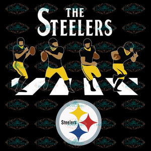 Pittsburgh Steelers Svg, The Steelers Svg, Cricut File, Clipart, NFL Svg, Football Svg, Sport Svg, Love Football Svg, Png, Eps, Dxf