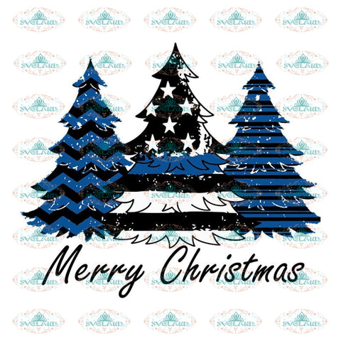 Police Officer Christmas Sublimation Design Police Chistmas Design