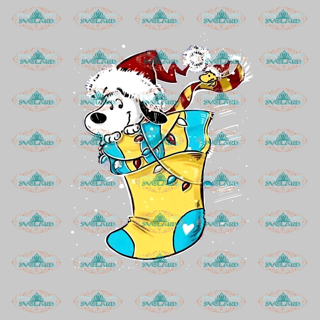 Snoopy Snoopy Design Christmas Gift Outfit Png Digital