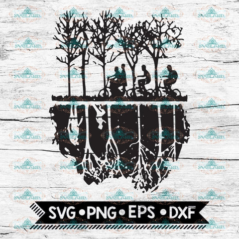 Stranger Things Svg, Upside Down, Stranger Svg, Cricut File, Svg