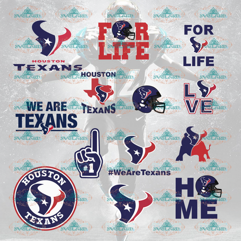 Texans Houston Texans Shirt Logo Svg Bundle File Nfl Ncaa Digital