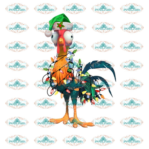 Turkey Chritsmas Turkey Christmas Decor Gift Merry Outfit Ornament Png Digital