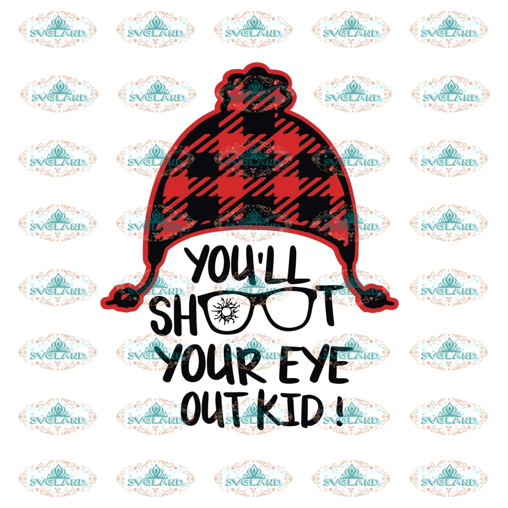 Youll Shoot Your Eye Out Christmas Story Shirt Oh Fudge Holiday Tee Womens Raglan Winter Gift Outfit