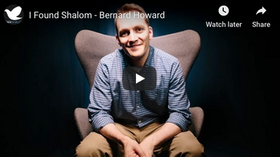 I Found Shalom - Bernard Howard