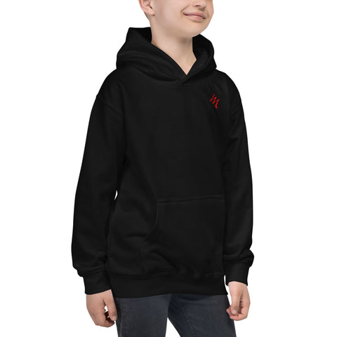 """YHWH Breathe On Us"" Kids Hoodie - Elijah's Mantle Messianic Judaic Christian T-Shirts, Hoodies, Hats - Apparel"