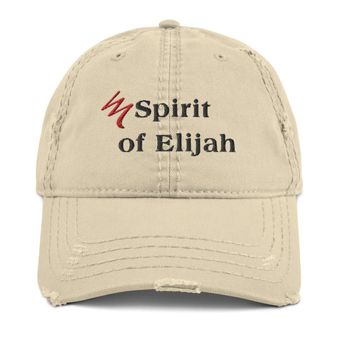 """Spirit of Elijah"" Rugged Dad Hat"