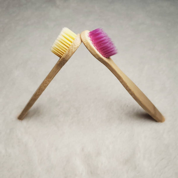 6 Reasons To Say Hello To Bamboo Toothbrushes (And Goodbye To Plastic Toothbrushes)