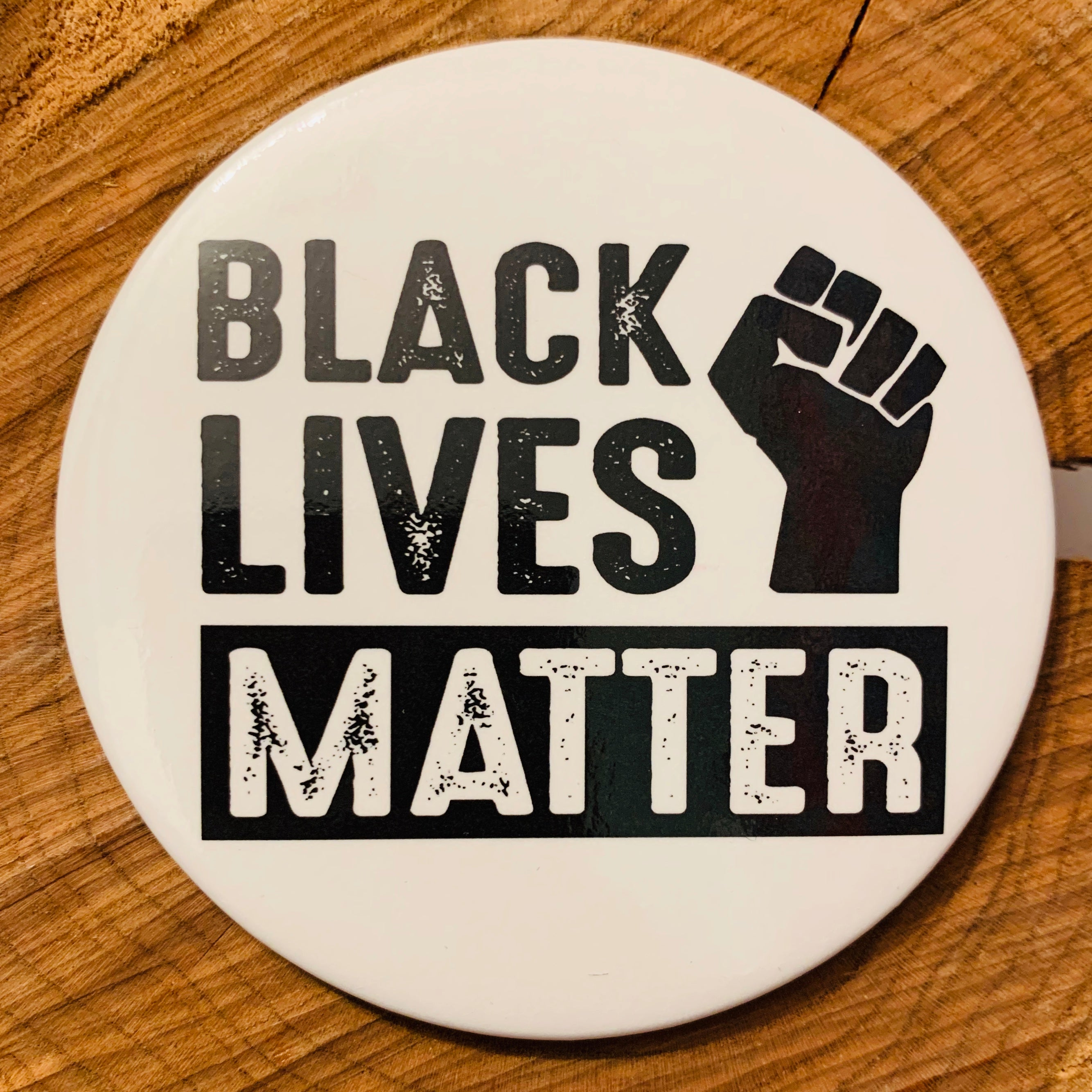 Black Lives Matter // Large 3'